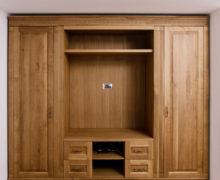Dulap clasic Gent 2 - dulap lemn stejar